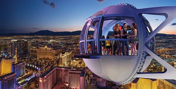 2016 拉斯維加斯 十個最熱門的娛樂景點
