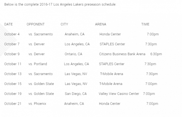 lakers-preseason