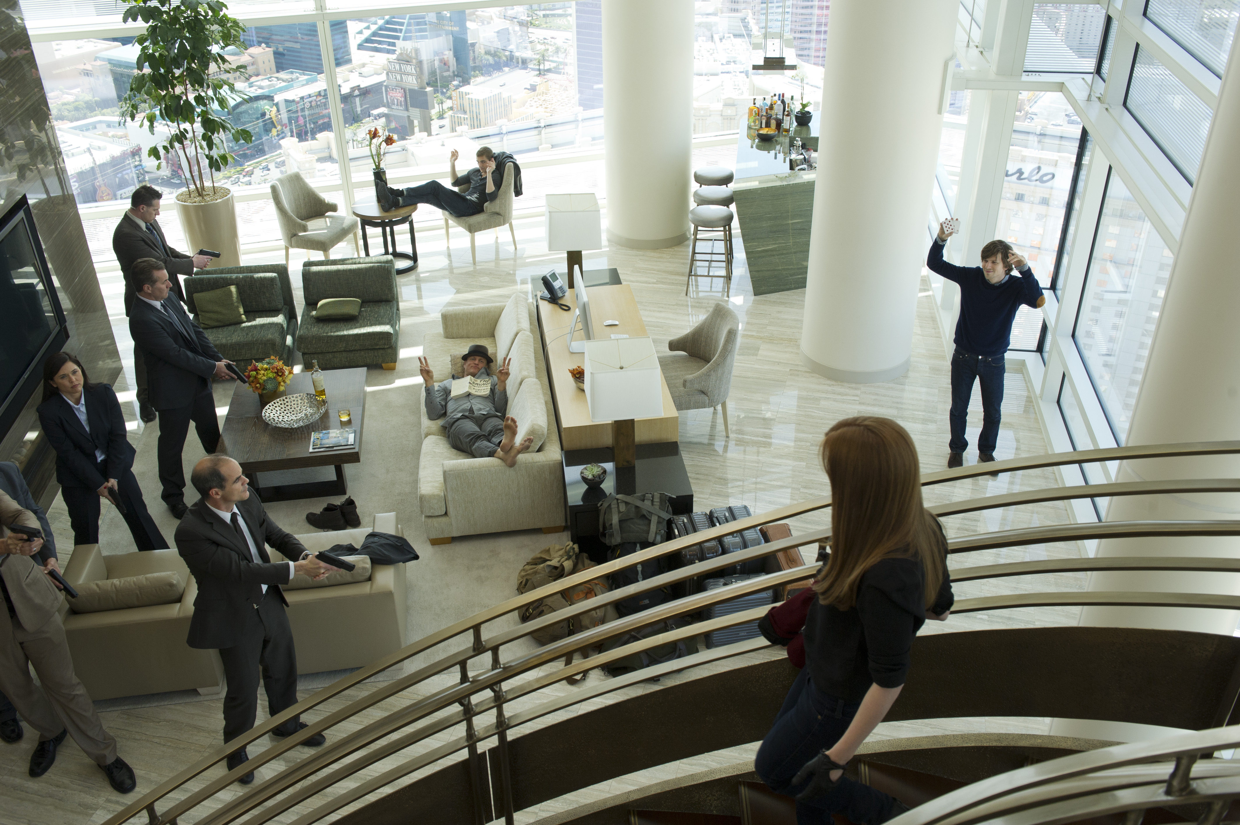 NOW YOU SEE ME Ph: Barry Wetcher © 2013 Summit Entertainment, LLC All rights reserved..