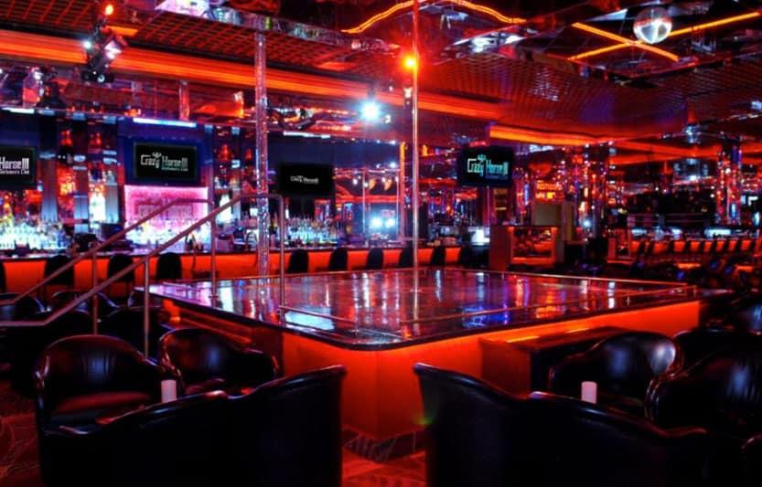 拉斯維加斯 — 關於脫衣舞店的 7 件事
