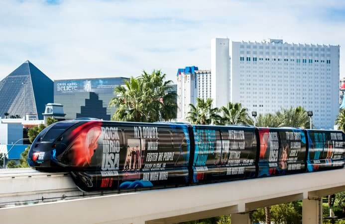 Le guide de circulation le plus complet de 2020 à Las Vegas [tramway, transports en commun, location de voiture, voiture]
